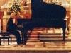 still with  Fazioli piano